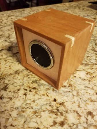 Speaker Box | Jason Rowe Workshop